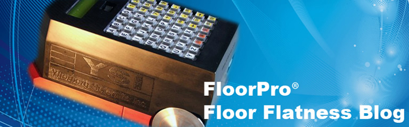 FloorPro® Floor Flatness F-Number Measurement Blog